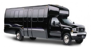 CT Limo Party Bus