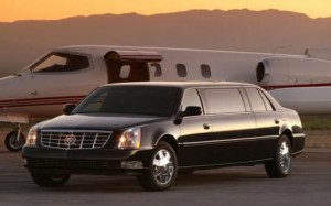 Limo airport transportation