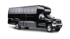 24 passenger Connecticut Limo Bus