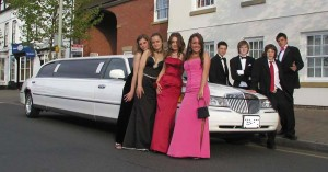 CT Limousine for Prom