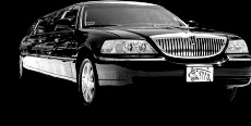 Image of a Limo CT Classic Black Stretch Limousine