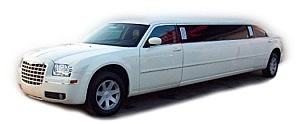Picture of a CT Chrysler 300 Limo