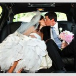 Wedding Kiss Limo in CT picture