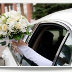 Limousines of CT Wedding limo image