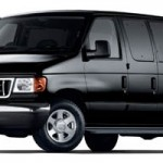 Executive Van limo service in CT image