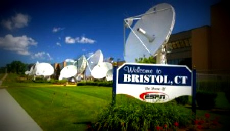 Image of Bristol welcome sign