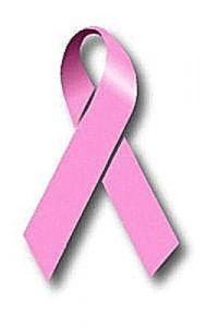 Picture of CT Limo Pink Breast Cancer Awareness Ribbon