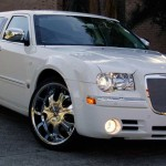 Chrysler 300 limo in CT photo