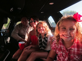 Family Travel in Limo CT photo
