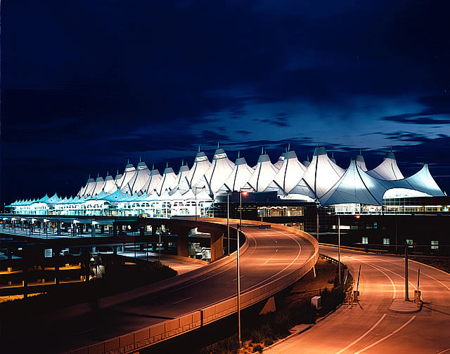 Denver International Airport image