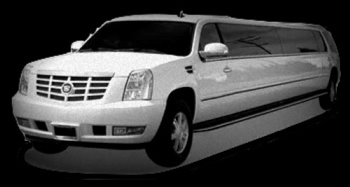 Image of Cadillac Escalade limo with Limousines of Connecticut