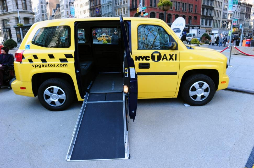 New York Taxi Limousine Surcharge image
