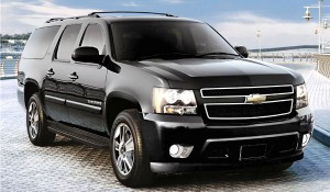 6 passenger suv chevrolet suburban for airport service to jfk, lga, ewr, hpn, bdl, bos photo