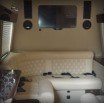 10 Passenger Party Bus Style Mercedes Sprinter Interior