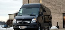 10 Passenger Party Bus Style Mercedes Sprinter
