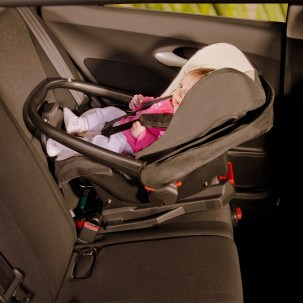 Free Baby Car Seats For Airport Service