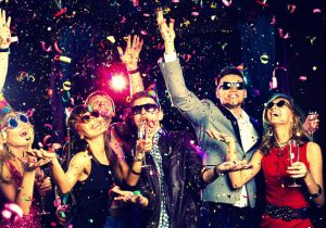 Foxwood's Casino New Year's Eve Party